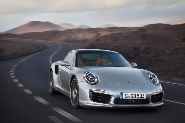 Porsche 911 Turbo 2014 – mạnh nhất trong lịch sử