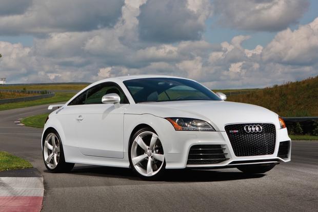Audi TT 2015 sẽ có nhiều nâng cấp mới