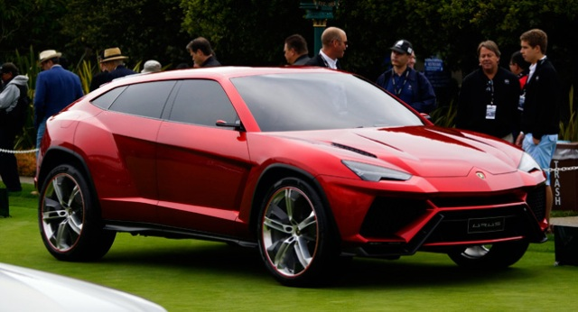 Lamborghini xác nhận sản xuất Urus SUV