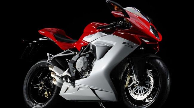 MV Agusta F3 800 đối thủ mới của Ducati 848 EVO