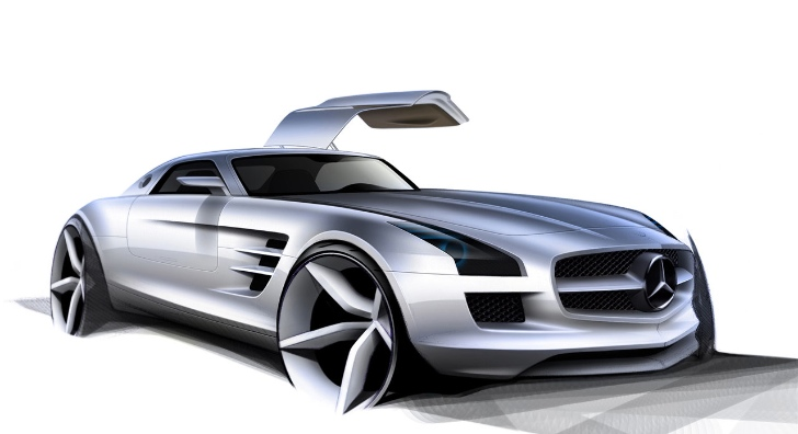 Mercedes phát triển đối thủ của Porsche 911