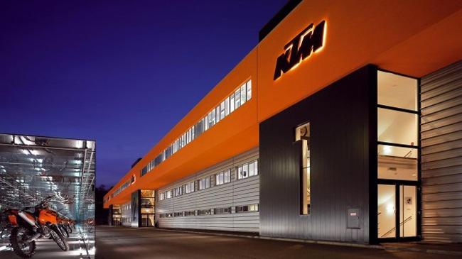 KTM chỉ định nhà phân phối tại Việt Nam
