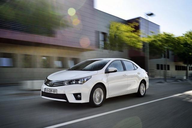 Thông tin chi tiết Toyota Corolla 2014