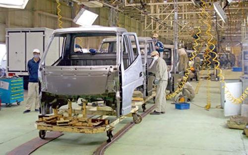 Hàng loạt doanh nghiệp ôtô theo nhau xin gia hạn thuế