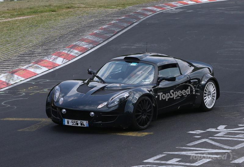 Phát hiện Renault-Alpine phiên bản thể thao 2015