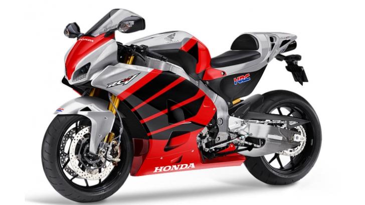 Honda RCV 1000 MotoGP Replica mạnh tới 200hp
