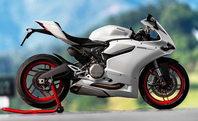 Siêu phẩm Ducati 899 Panigale 2014 trình làng