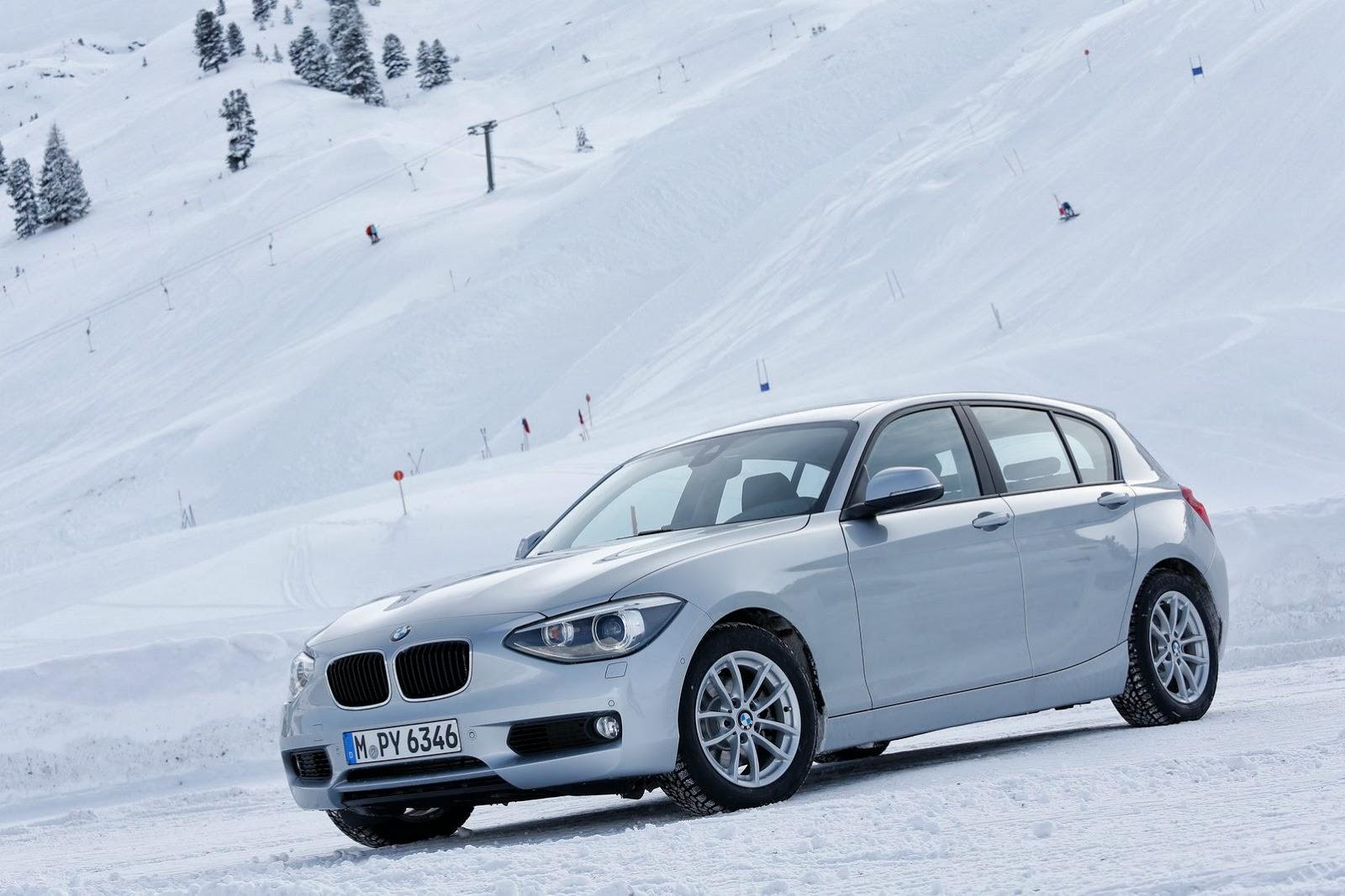 BMW sẽ ra mắt sedan dẫn động cầu trước vào năm 2017