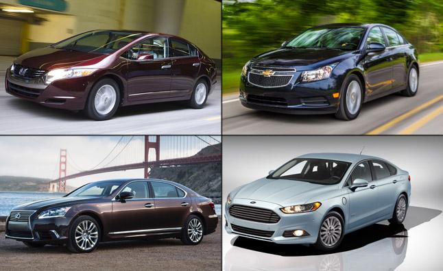 Nên chọn một chiếc xe diesel, điện hay Hybrid?