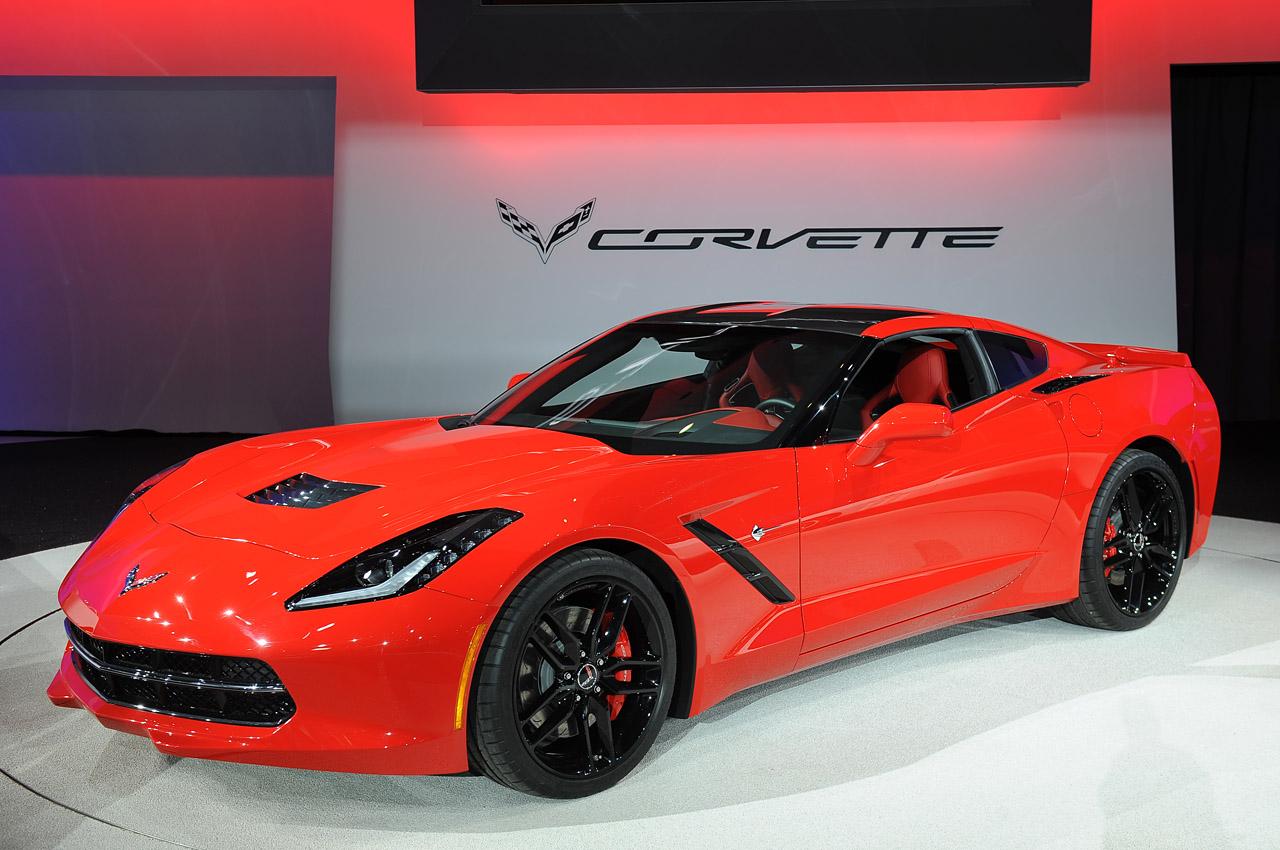 EPA tiết lộ thông số hao phí nhiên liệu của Chevrolet Corvette Stingray 2014
