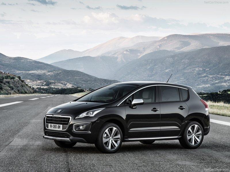Peugeot 3008 sẽ được lắp ráp tại Việt Nam