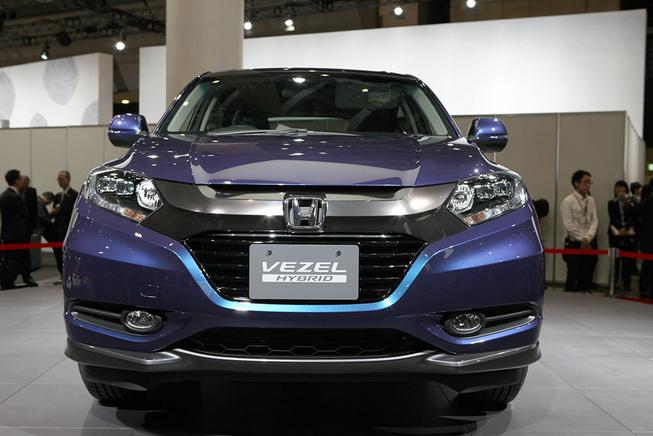 """Tokyo Motor Show 2013: Honda ra mắt """"tiểu"""" CR-V"""