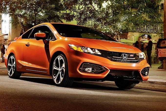 Honda Civic 2014 có giá từ 18.190 USD