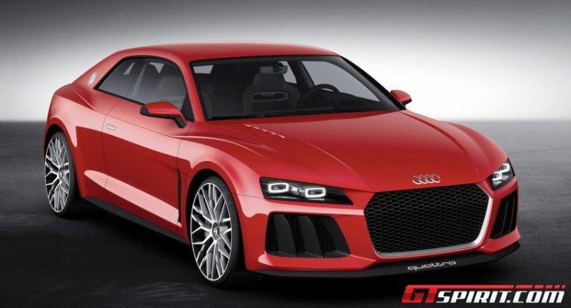 Audi giới thiệu mẫu concept sử dụng công nghệ laser