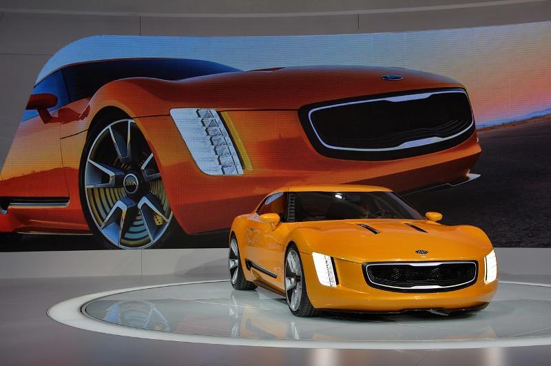 "Detroit Auto Show 2014: ""Soi"" mẫu concept ấn tượng nhất của Kia"