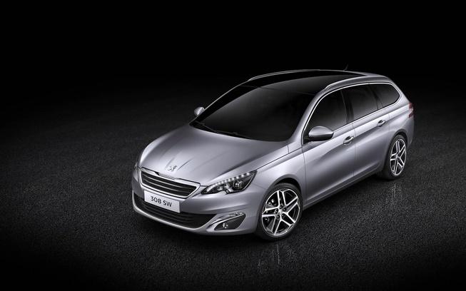 Peugeot 308 wagon ra mắt tại Geneva Motor Show