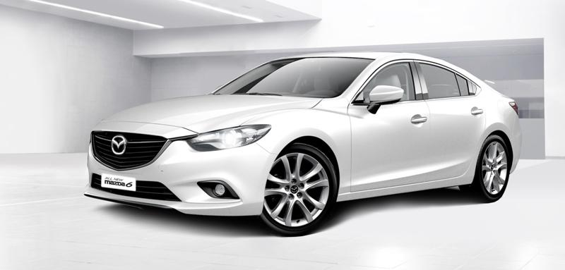 Vina Mazda ưu đãi đầu năm