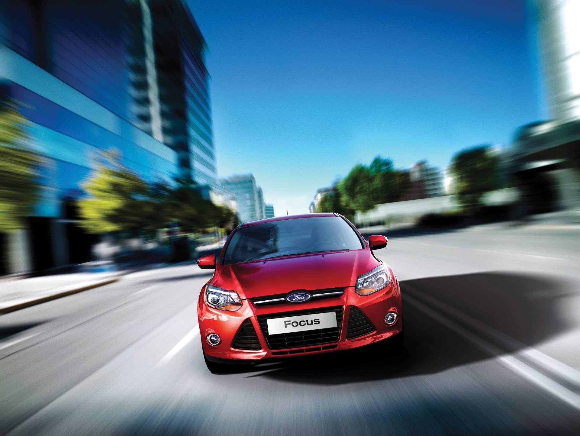 Ford Focus khẳng định vị trí bán chạy nhất thế giới