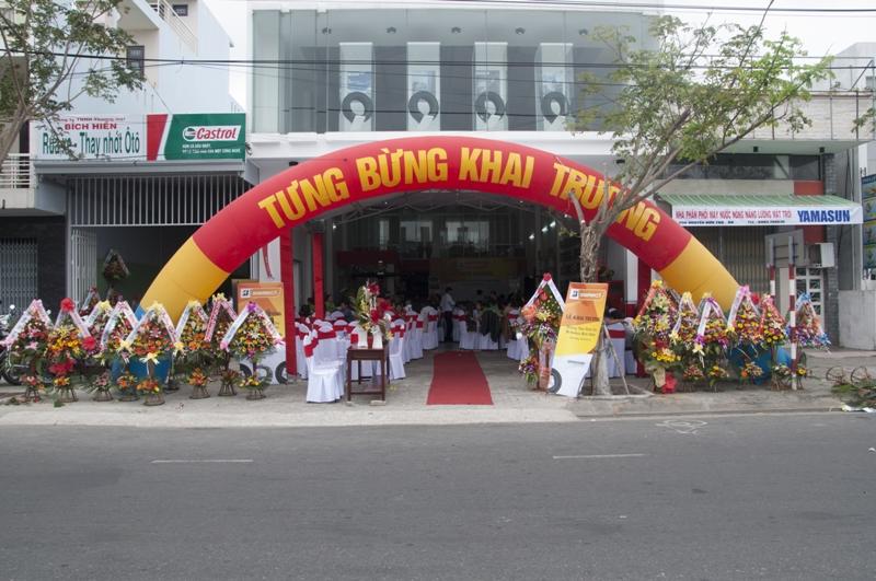Bridgestone khai trương B-Select tại Đà Nẵng