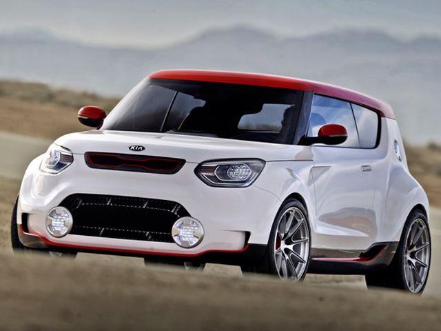Kia Soul sắp có phiên bản coupe