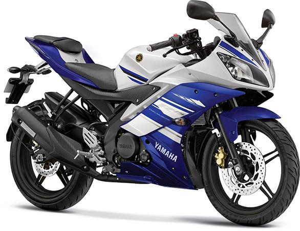 Yamaha R15 2014 chỉ có màu sắc mới