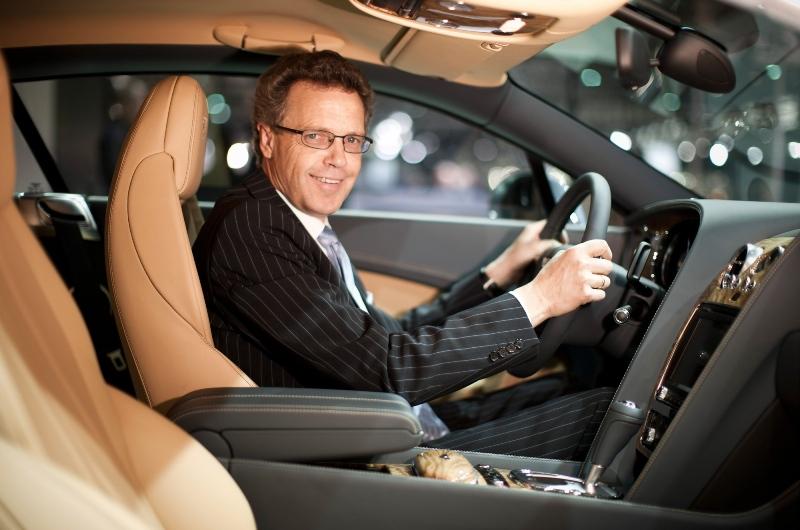 Wolfgang Durheimer lại trở thành CEO của Bentley