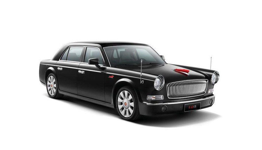 Xe sang Trung Quốc giá đắt hơn cả Rolls-Royce