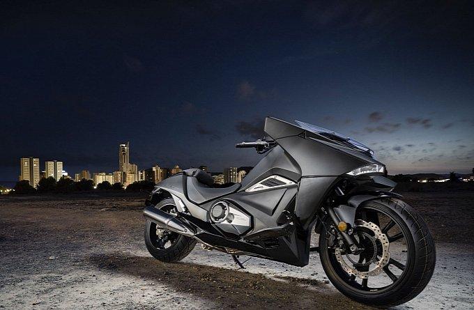Honda ra mắt NM4 Vultus tại Anh