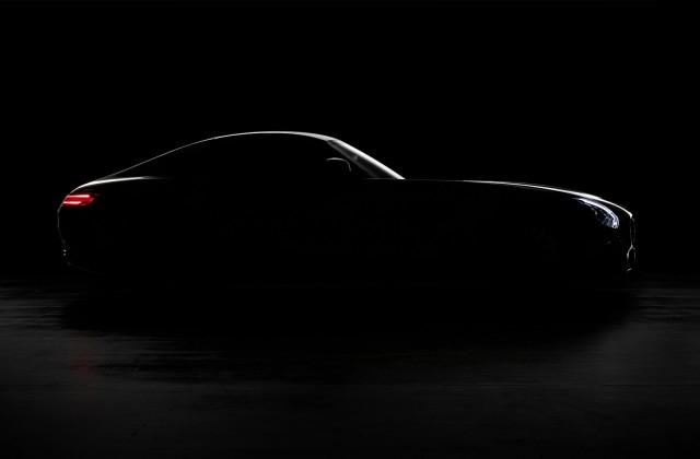 """Mercedes-Benz AMG GT 2015 lộ """"clip nóng"""""""