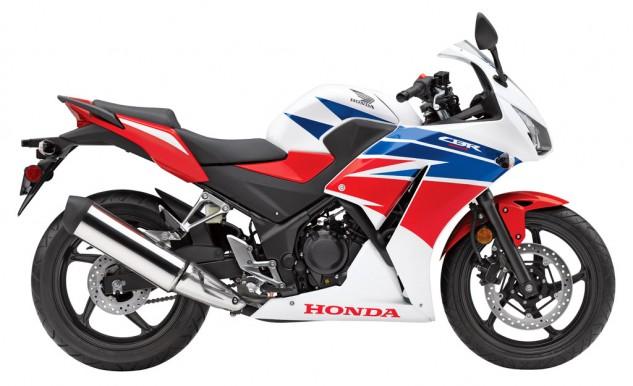 Honda CBR300R 2015 có giá từ 4,399 USD