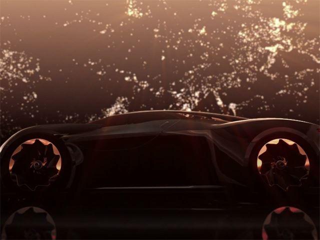 Aston Martin Vision Gran Turismo lộ diện