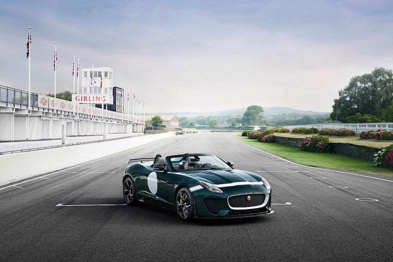 """F-Type Project 7: siêu xe nhanh nhất của """"báo đốm"""""""