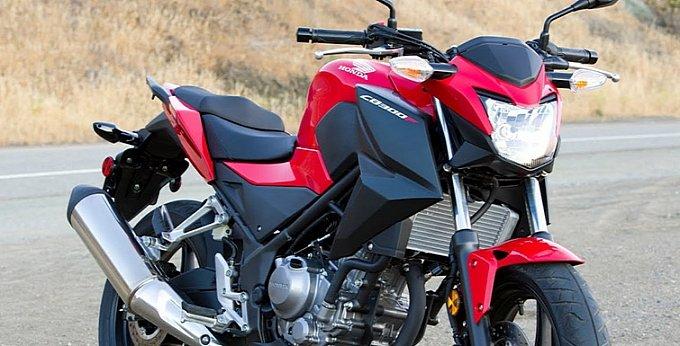 Honda CB300F 2015 chính thức ra mắt