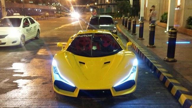 Philippines sản xuất siêu xe đầu tiên