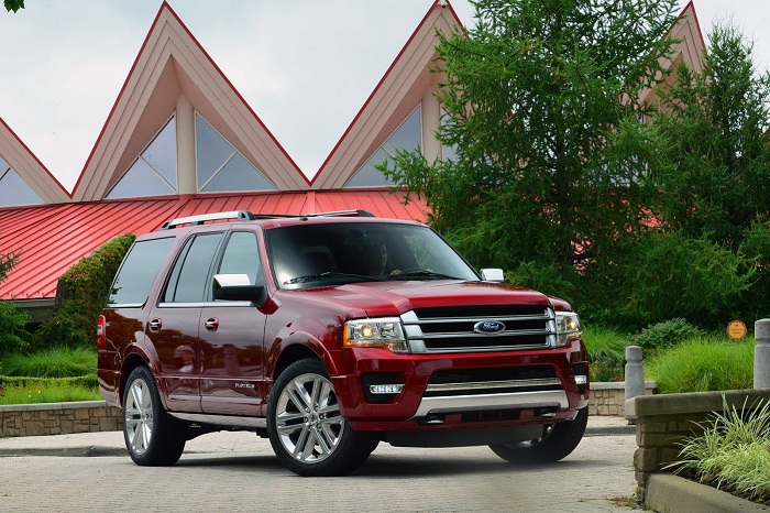 Ford nâng cấp Expedition 2015