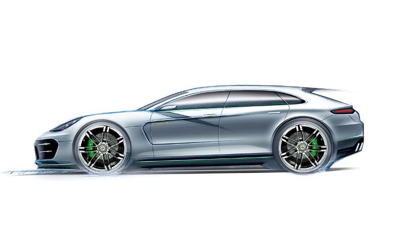 Porsche Panamera cỡ nhỏ lỡ hẹn đến năm 2019