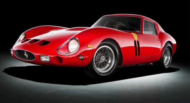 1.400 tỷ cho siêu xe Ferrari 52 năm tuổi