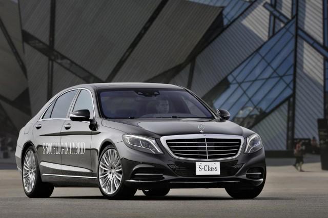 Mercedes-Benz bắt đầu nhận đặt hàng S500 hybrid