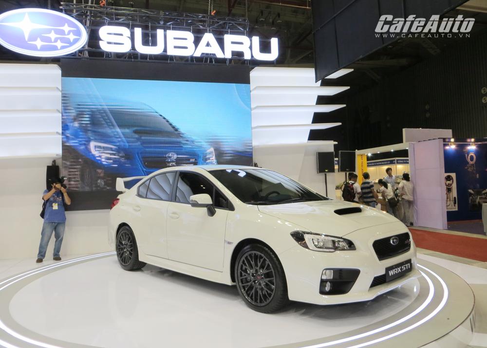 Mua xe Subaru với lãi suất cực ưu đãi
