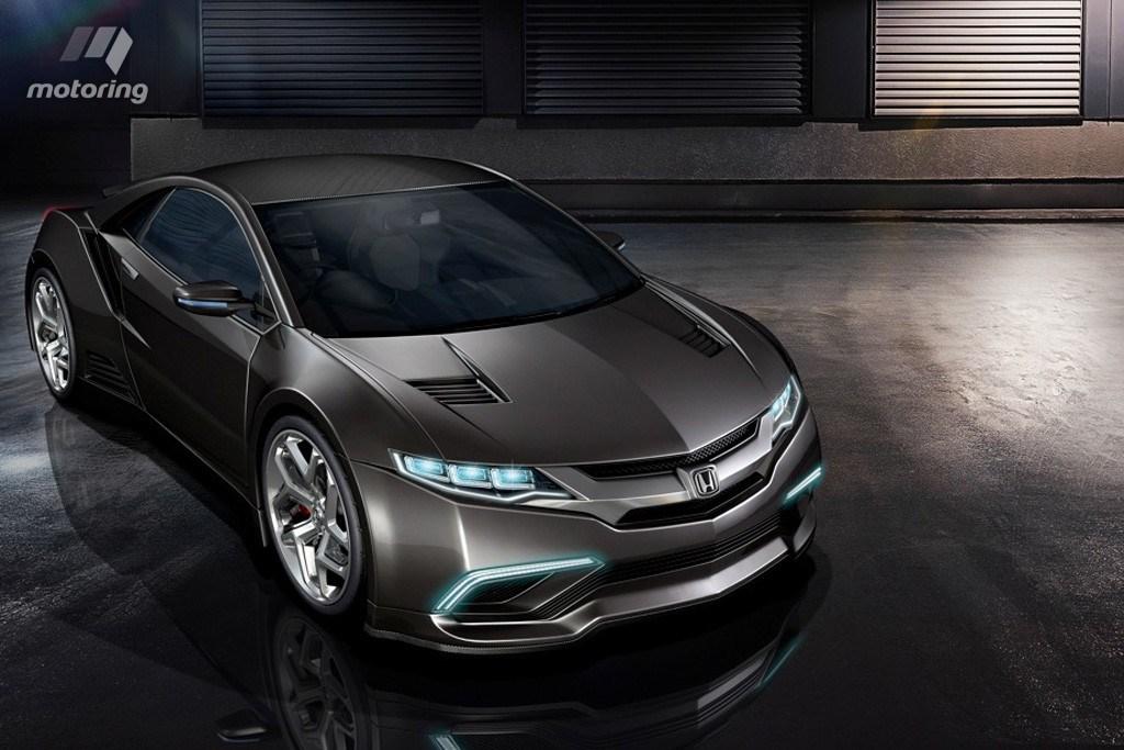 Siêu xe 360 mã lực của Honda sắp hồi sinh