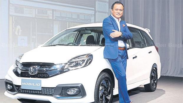Honda băn khoăn việc mở nhà máy mới tại Thái Lan