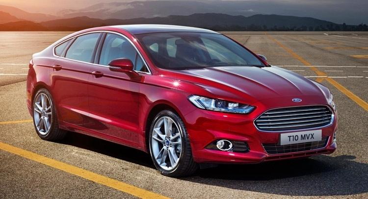 Ford Mondeo 2015 sẽ có đến 8 tùy chọn động cơ