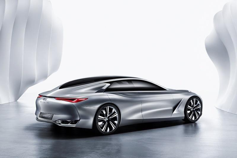 Infiniti Q80: mẫu xe hạng sang đầy hứa hẹn