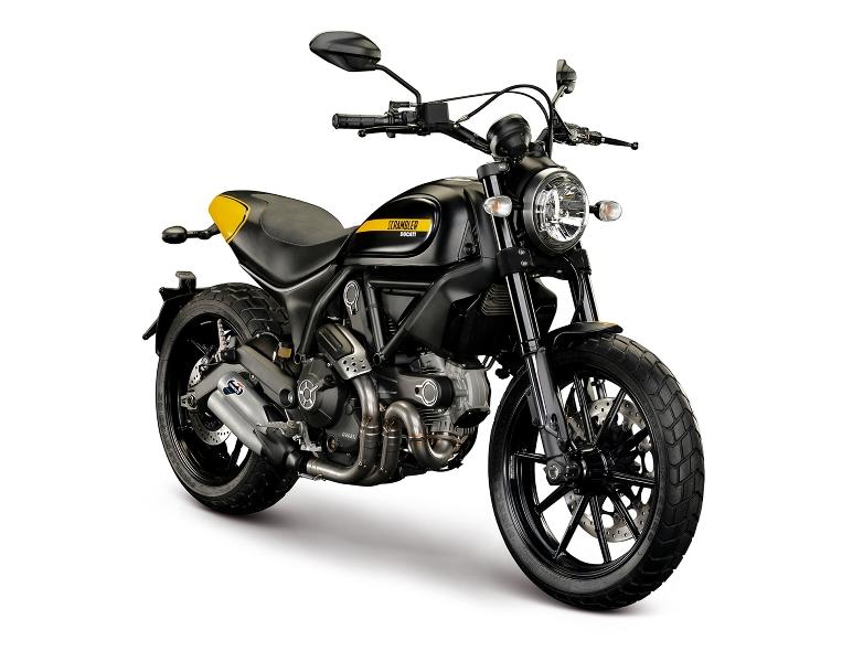 Ducati Scrambler được sản xuất ở Thái Lan