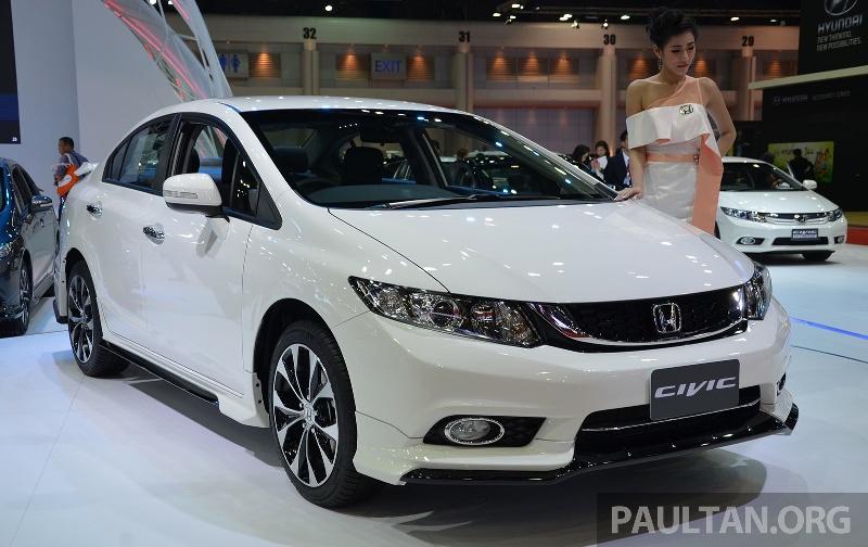 Honda Civic 2014 sắp ra mắt tại Malaysia, liệu có về Việt Nam?