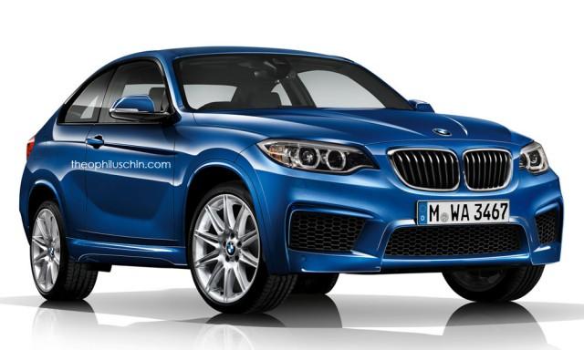 BMW sắp có SUV cỡ nhỏ X2 Sport