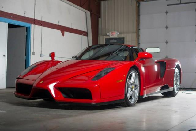 Ferrari Enzo đồng nát có giá hơn 8 tỷ đồng