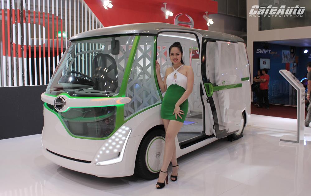 VMS 2014: Xu hướng xe xanh tại Vietnam Motor Show