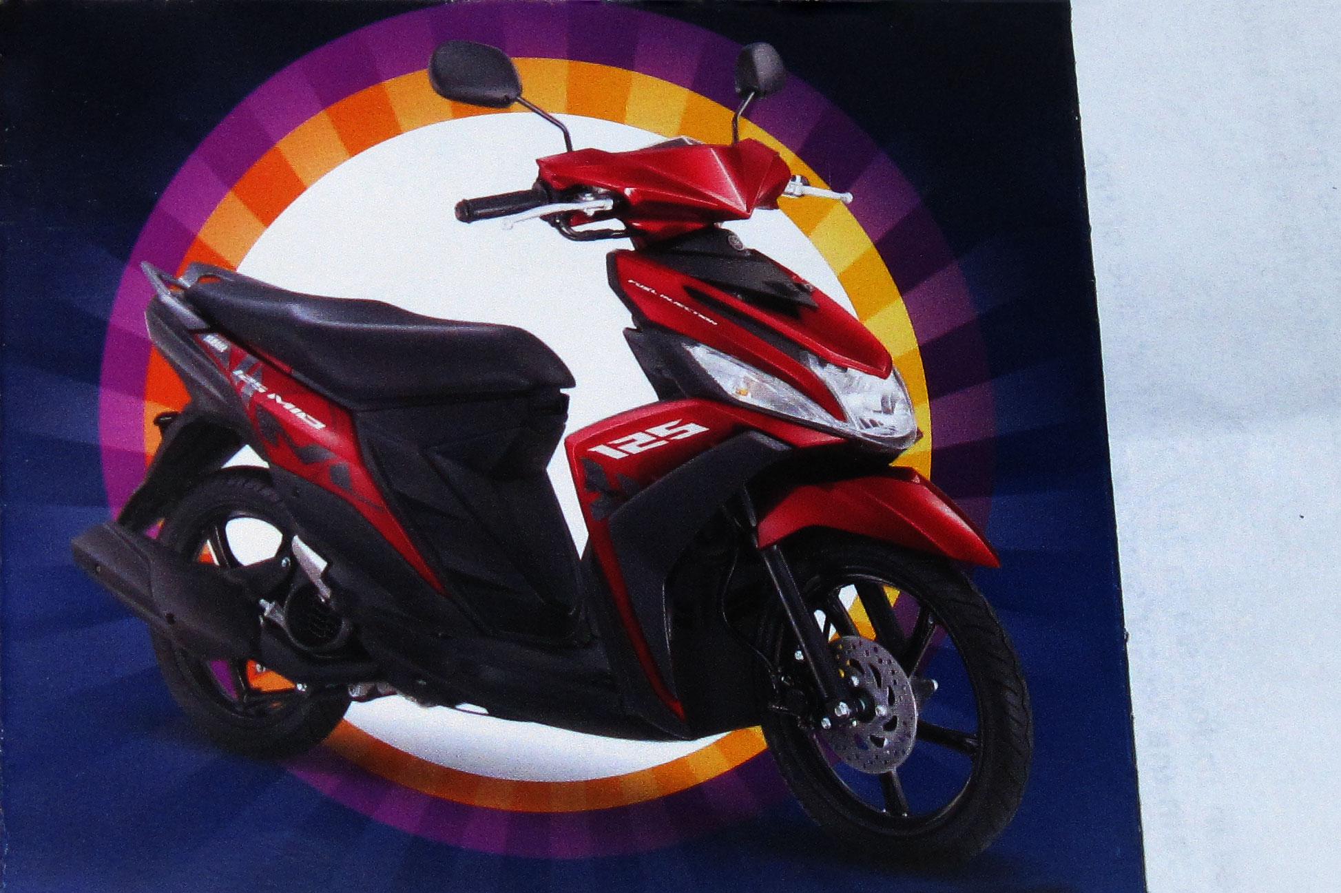 Yamaha để lộ giá bán xe tay ga giá rẻ Mio M3 125