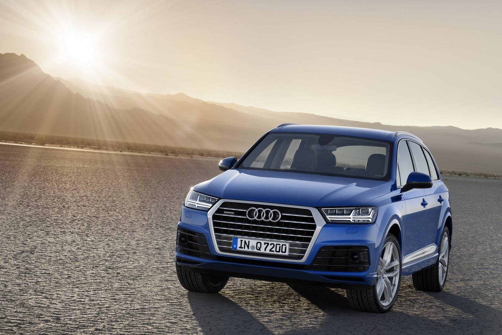Audi Q7 2016 có gì mới?